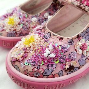 Lelli Kelly Sequin Mary Jane shoe